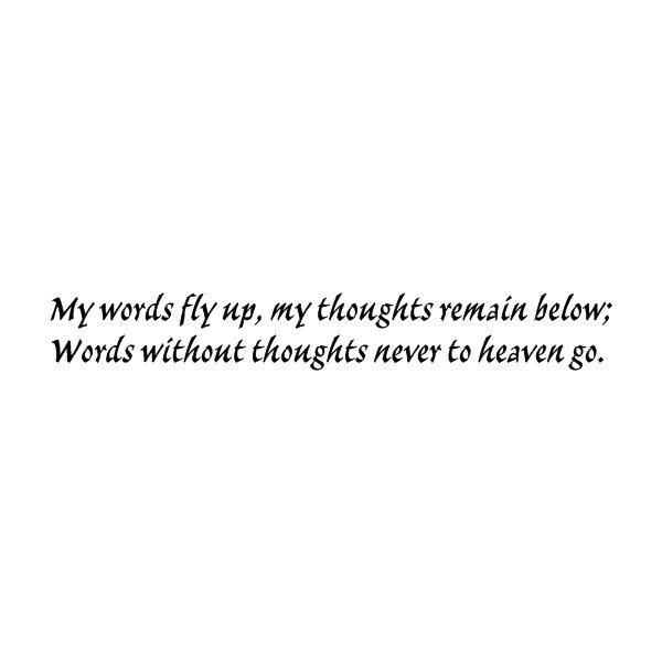 Hamlet Quote ❤ liked on Polyvore featuring words, quotes, text, fillers, phrases and saying