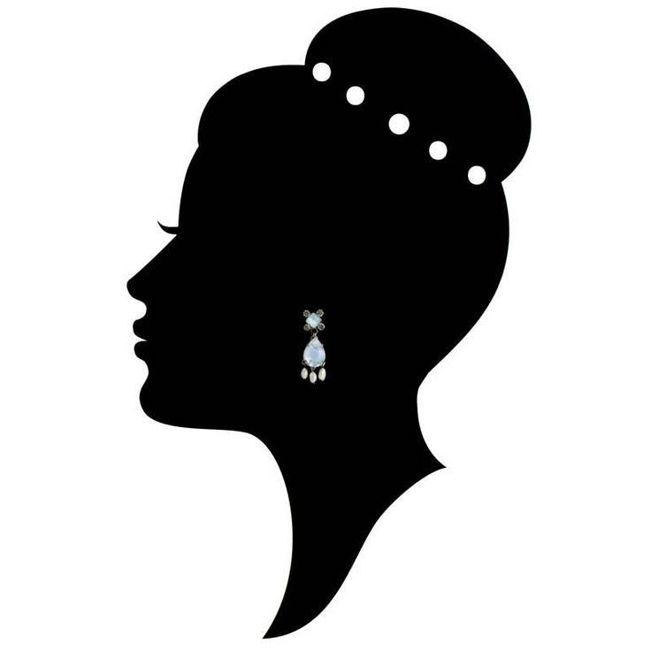 De Luxe Druppel oorbellen met pareltjes en kristallen