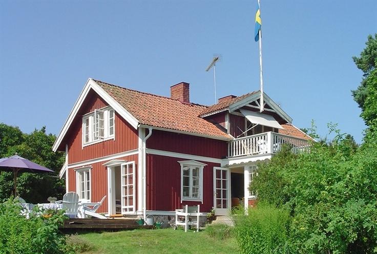 hus med torn