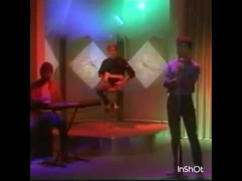 George Michael (Wham) - Blue (1983) The Russell Harty Show - YouTube