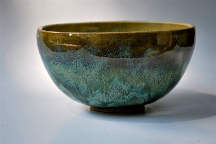 Stoneware bowl by Marilena Michopoulou