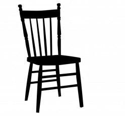 Chair Clipart by Karen Arnold