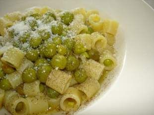 pasta and peas ...and more sicilian recipes ♥