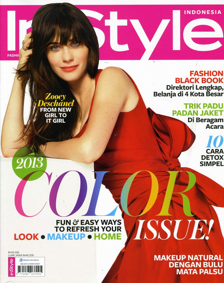 Instyle Indonesia - May 2013