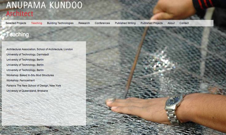 Anupama Kundoo_ teaching