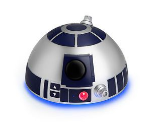 Star Wars R2-D2 Bluetooth Speaker - StarWars R2D2 SpeakerPhone #StarWars #R2D2 #BlueTooth #Speaker #Forsale @ebay