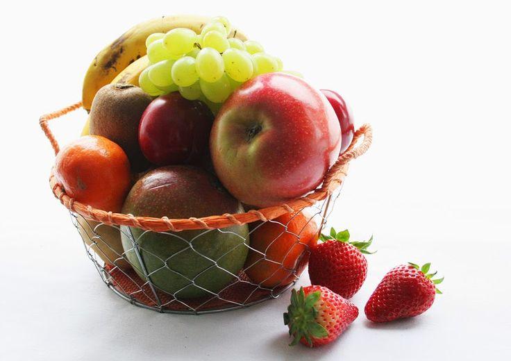 Cesta de fruta de regalo8