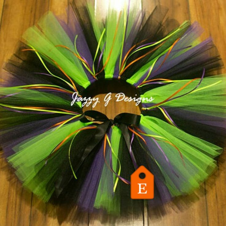 Use code 2016JAZZYGTUTU for 15% off your order!!  Plum, Black & Neon Green Witch Tutu - Adult Witch Tutu - Kids Witch Tutu - Halloween Tutu - Witch Tutu Costume