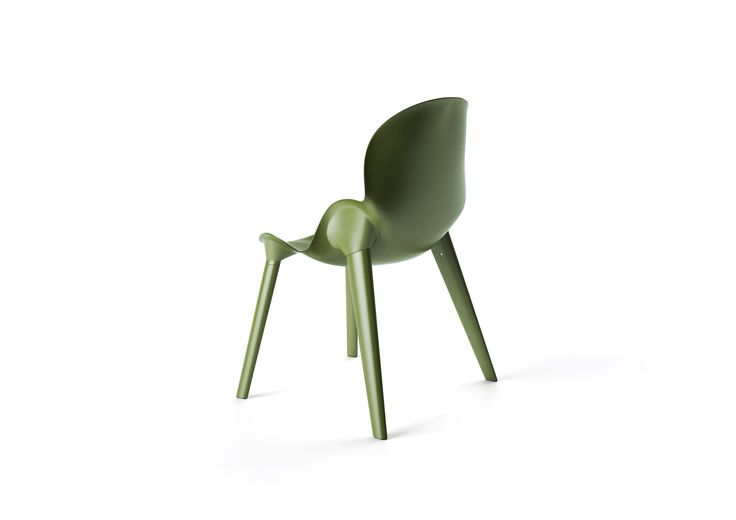 """three"" chair by Alexandre Boucher"