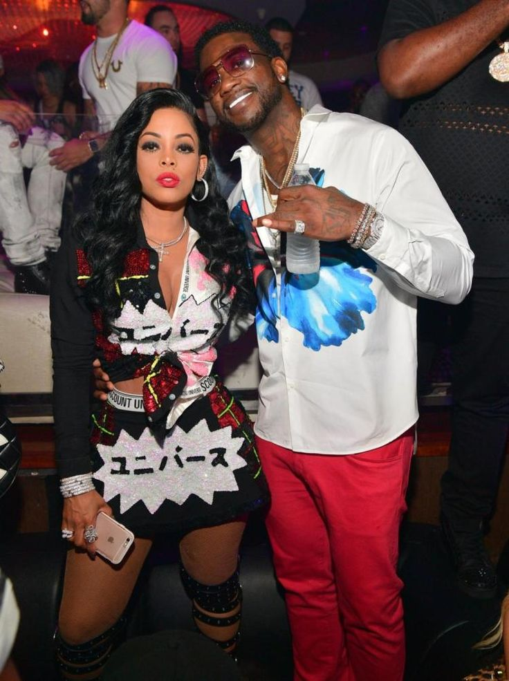 Gucci Mane proposes to girlfriend Keyshia Ka'oir at Hawks game ...