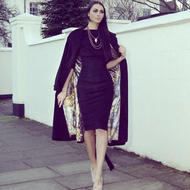 Katayoon AW 2014 Collection | Fashionista with Elegance and Style
