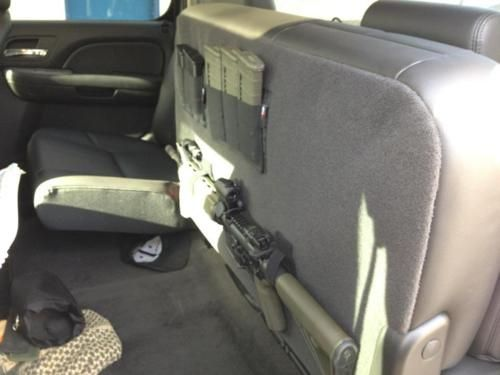 Truck Gun Rack Under Seat >> Gun rack - under the seat, nice or any other stuff too! | BOV & BOT | Pinterest | Guns, Nice and ...