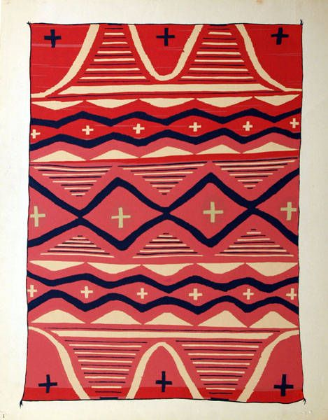 17 best images about designs on pinterest aboriginal for Navajo rug coloring page