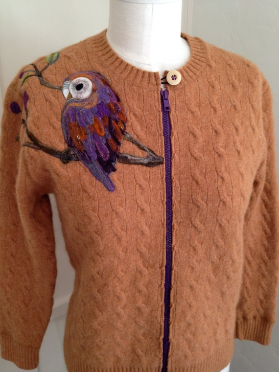 15 best images about felting with needle on pinterest for Owl fish clothing