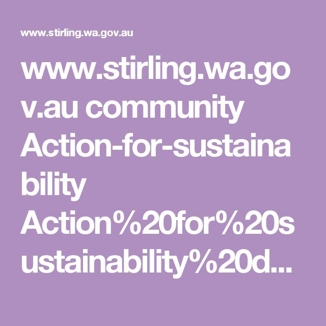 www.stirling.wa.gov.au community Action-for-sustainability Action%20for%20sustainability%20documents DIY%20Bokashi%20Bran.pdf