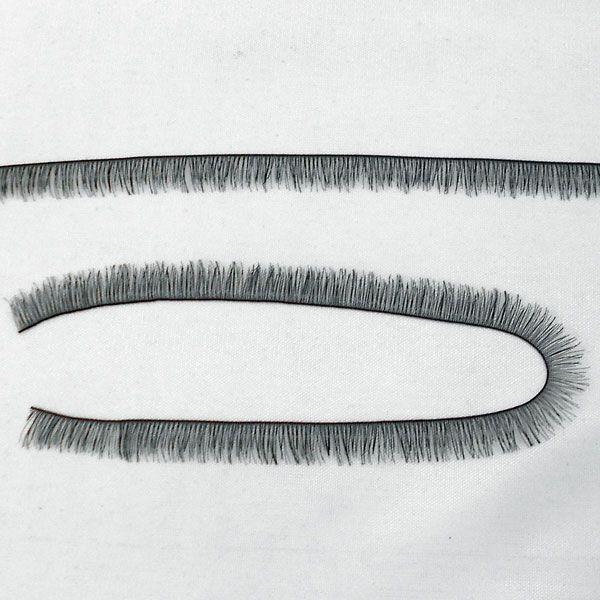 Eye Lash Strip~Black