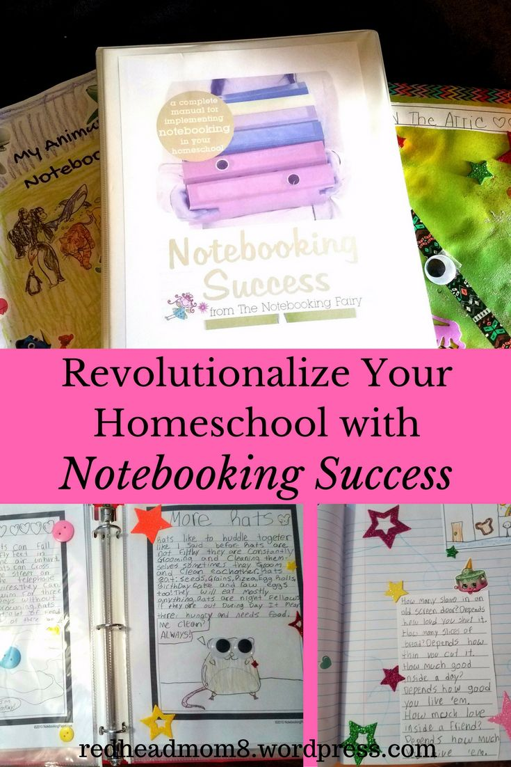 Revolutionize Your Homeschool with Notebooking Success! – There's No Place Like Home