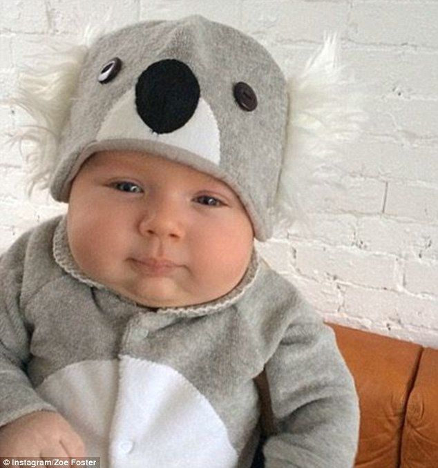 A koala onesie, baby boxing mitts and photobombing the cat: The ...