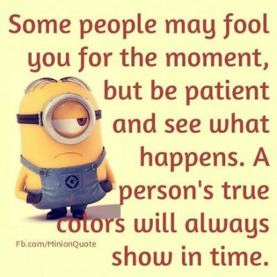 They will show you!!