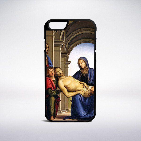 Pietro Perugino - Pieta Phone Case – Muse Phone Cases