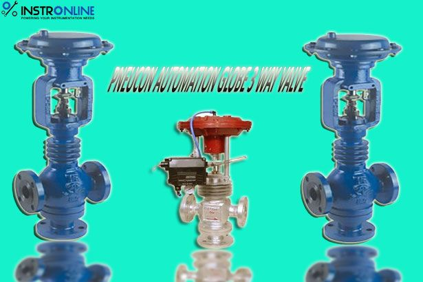 The Instronline launch new 3 way Glove control valves are used to combine two flows or to divert one flow into two outlets. They are designed to replace and perform the functions of two single ported control valves acting in opposite directions, in converging or diverging liquid flow service.