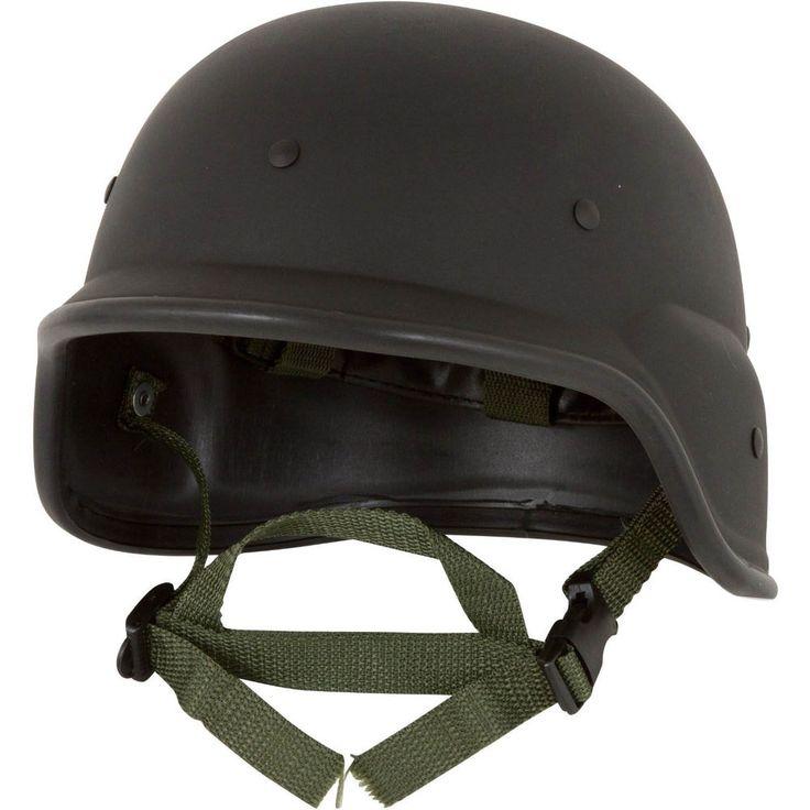 Tactical M88 U.S. Army Replica Helmet - Airsoft Full Head Coverage - BLACK -