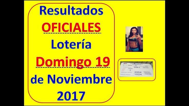 Resultados Sorteo Domingo 19 Noviembre 2017 Loteria Nacional Panama Numeros : Que Jugo 19 Noviembre
