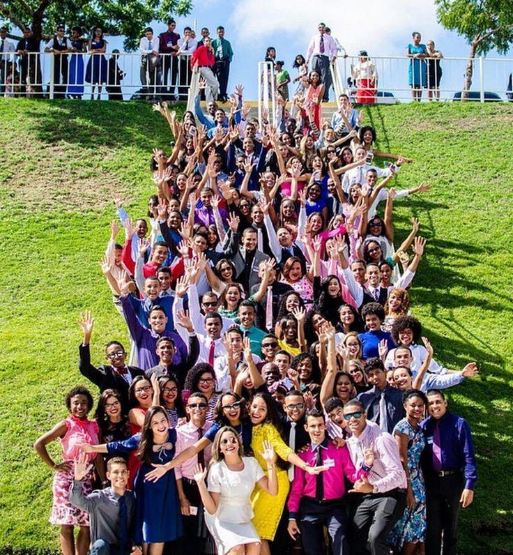 Very happy Brazilians at a JW convention #jwbrazil #jworg #jehovahswitnesses #jwbrasil http://ift.tt/1QpEk8c http://ift.tt/29k3Q1N