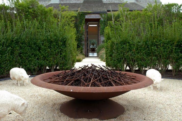 Brown/Saide Hamptons residence by Benjamin Noriega-Ortiz   Yatzer