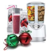 Ninja Kitchen System Pulse Giveaway  Open to: United States Canada Ending on: 12/21/2016 Enter for a chance to win a Ninja Kitchen System Pulse perfect for everything from crushing ice to puréeing soup to even kneading bread dough. Crush ice into snow blend delicious drinks process fresh ingredients evenly juice whole fruits and vegetables and knead dough. Enter this Giveaway []  Enter the Ninja Kitchen System Pulse Giveaway on Giveaway Promote.