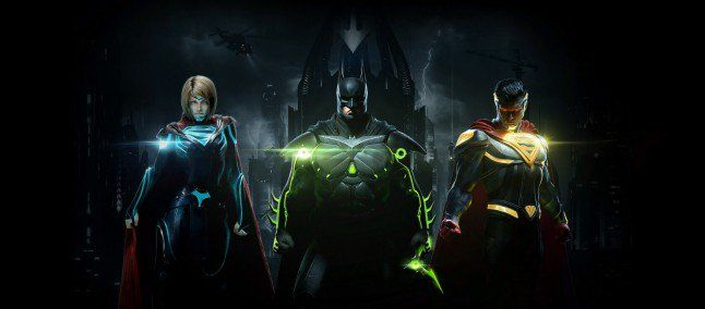 Injustice 2 For PC Confirmed, Open Beta Available on Steam