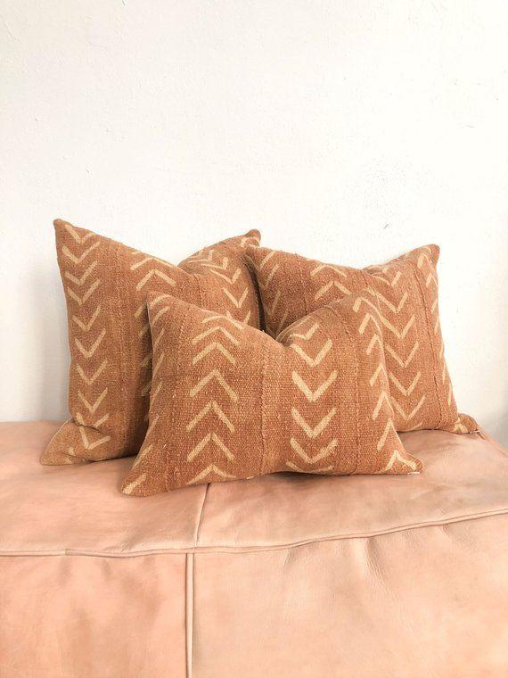 african mudcloth pillow throw pillows
