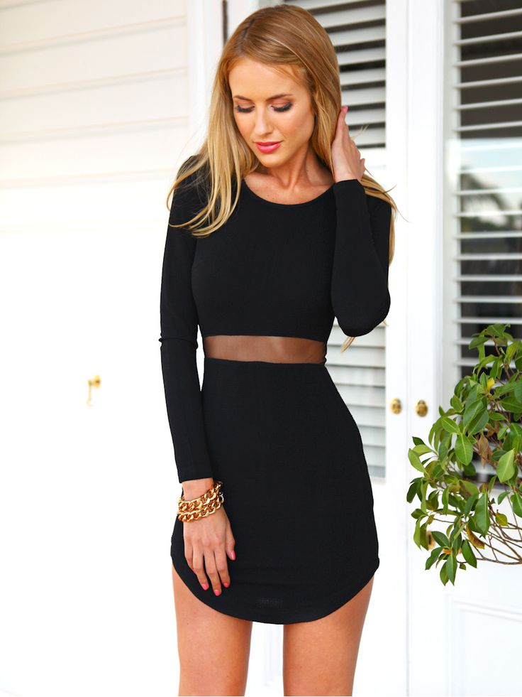 Cute Trendy Online Clothing Boutiques Nikita Fashion Outfits Black