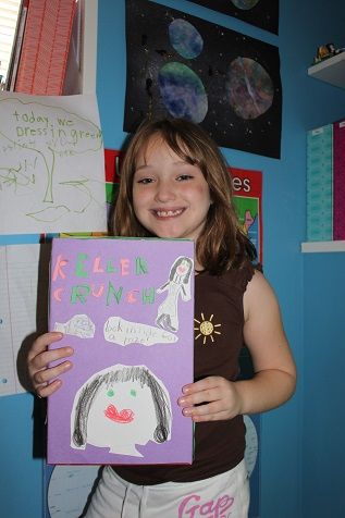book report projects for second grade