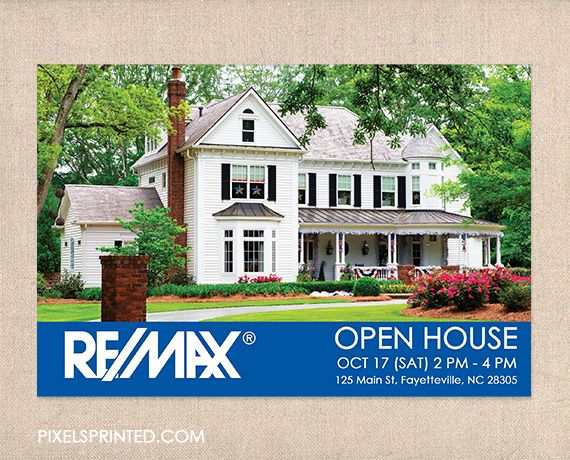 14 best open house REMAX images on Pinterest