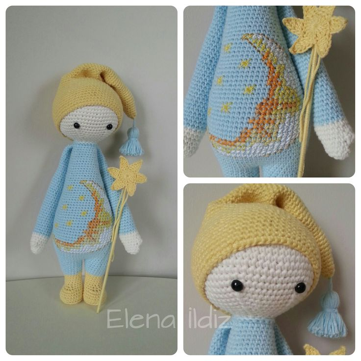 crochet pattern by lalylala