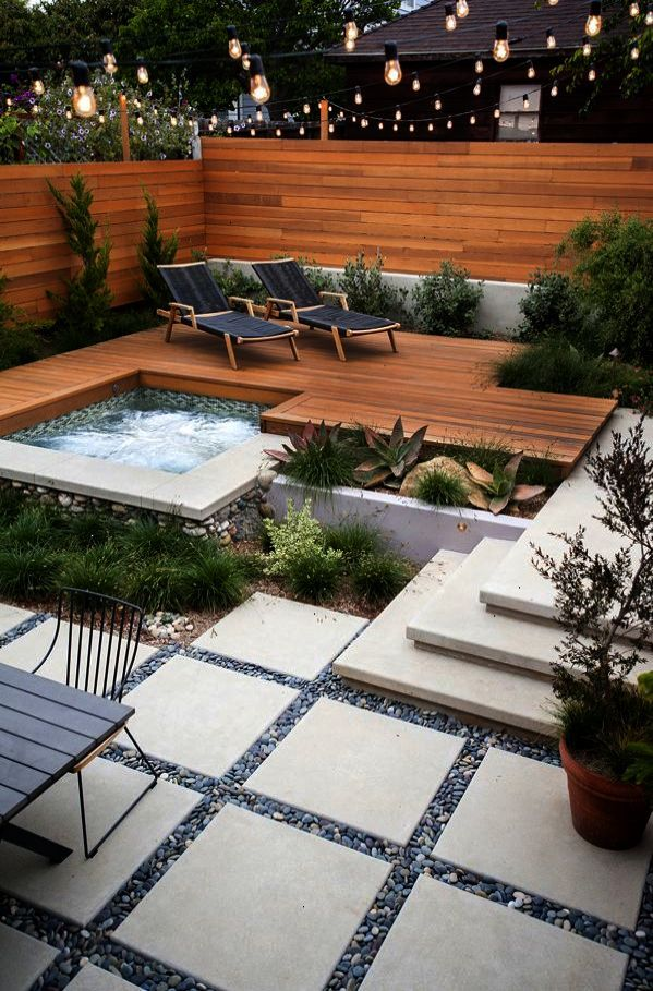 Fantastisch These Gorgeous Hardscape Design Ideas Will Completely Transform A Backyard  | Hunker