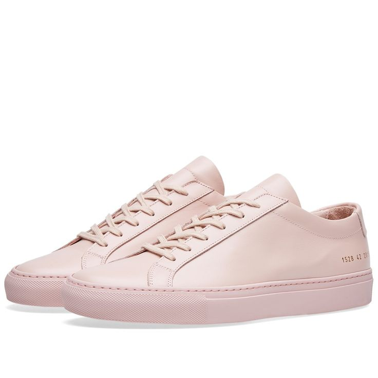 common projects // blush