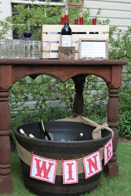 Sour Jones: Entertaining | Backyard BBQ (Y'all)