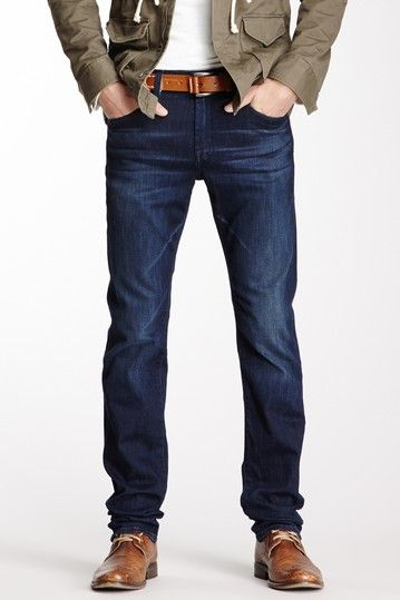 Matchbox Slim Jean by AG on @HauteLook