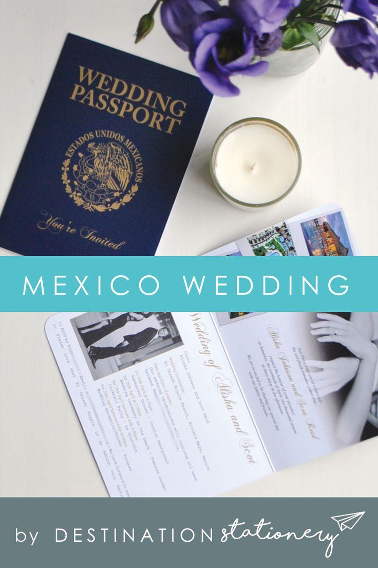 wedding invitations east london south africa%0A Mexico Wedding Invitation