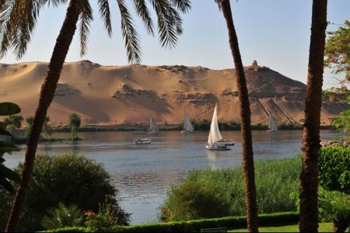 Egypte > Louxor > Croisière sur le Nil ****