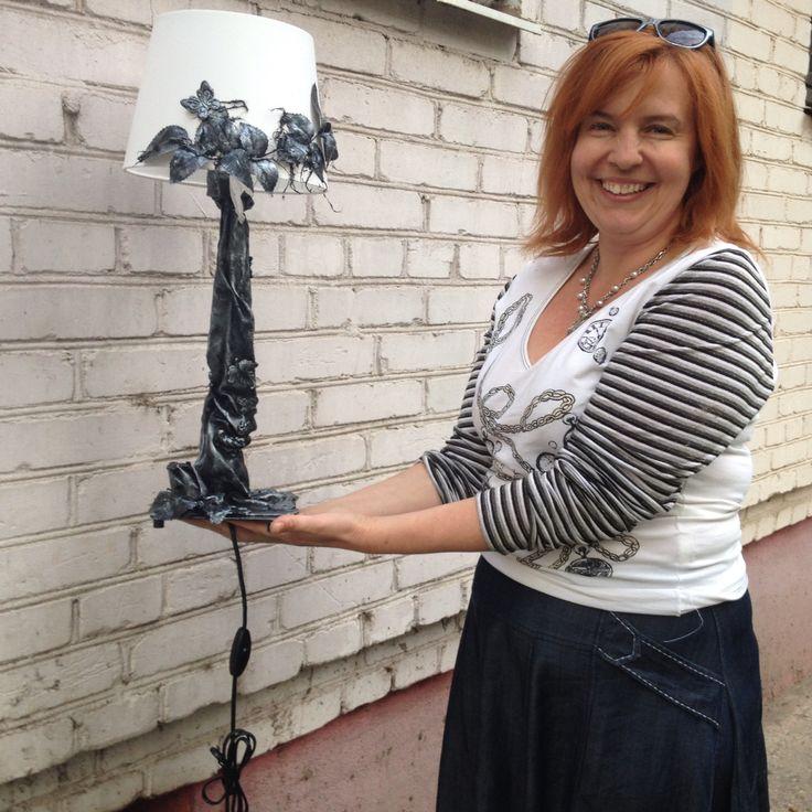 Paverpol lamp