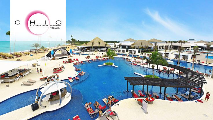 CHIC Punta Cana Resort has been chosen as one of the BookIt.com® 2016 Top Ten Fall Edition All-Inclusive Resorts!
