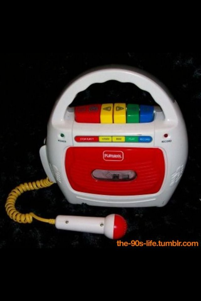 I had one of these! Loved it! 90s toys