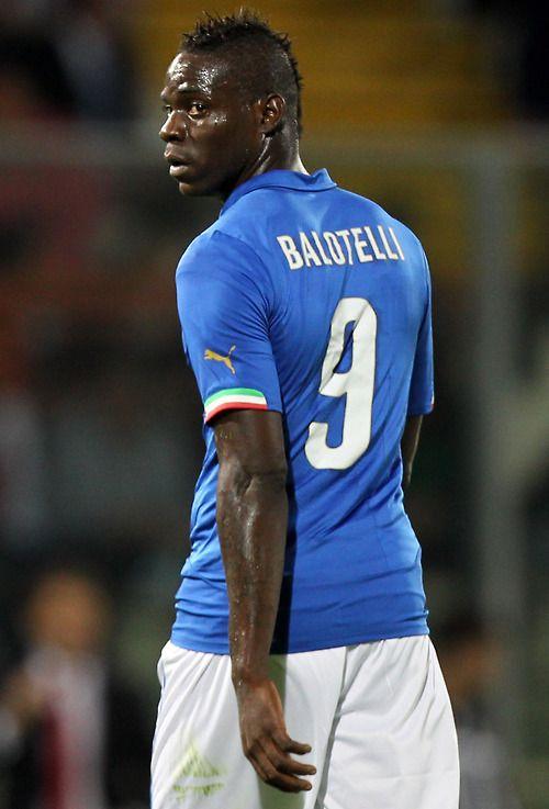 Mario Balotelli Italy NT