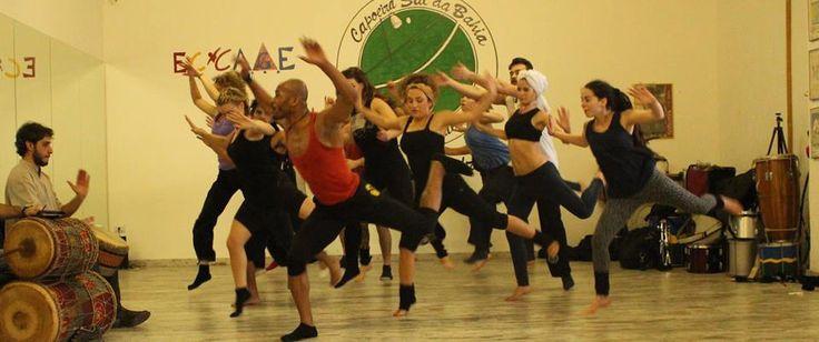 e da #febbraio novità: il corso di danza #afro con Adriano Oliveira Dos Santos! Afro a Spazio Aries !