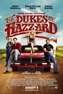 Dukes of Hazzard was shot in Clinton, Louisiana