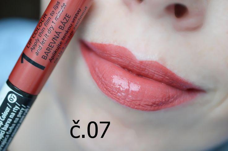 PetraLovelyHair: Dermacol Long lasting lip colour | 16H dlouhotrvající barvy na rty