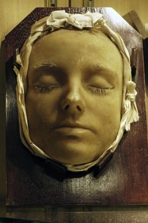 Mary Queen Of Scots Death Mask 1000+ images ab...